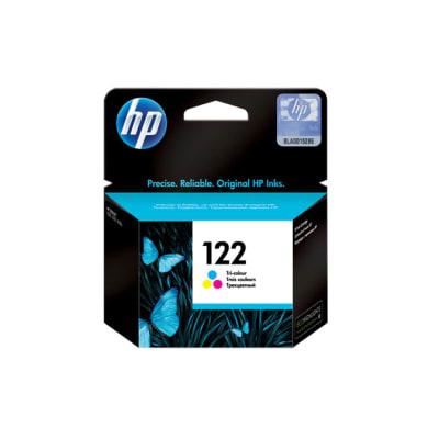 Hp 122 Tri-Colour Ink Cartridge  image