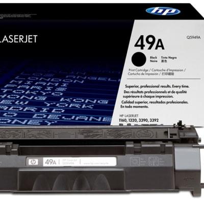 U49/53x  (Hp Q5949a/7553x)  black Toner Cartridge  image