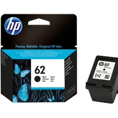 Hp 62  Black Ink Cartridge image