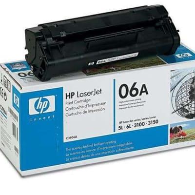 Hp 06a C3906a Toner Cartridges image