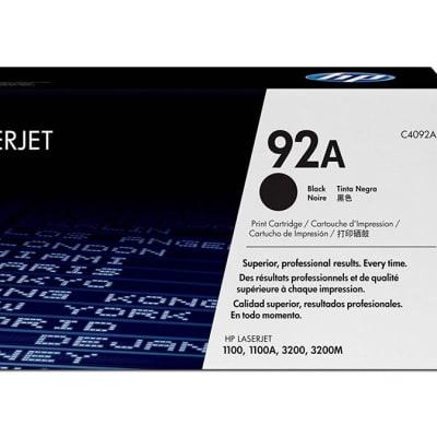 92a (Hp C4092a) black Toner Cartridges image