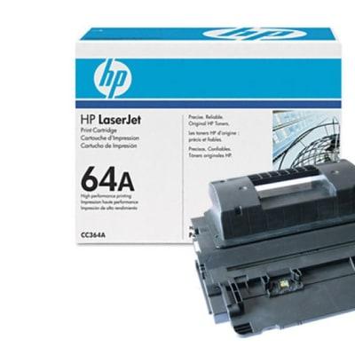 64a (Hp Cc364) black Toner Cartridges image