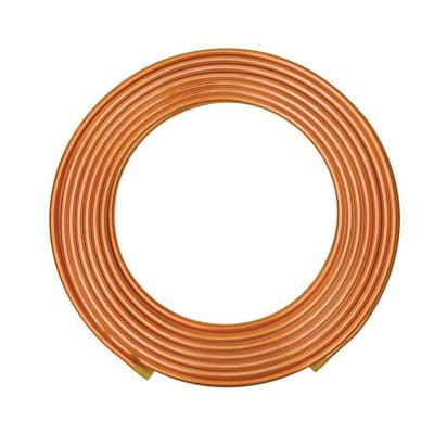 HVAC  15meter ACR Tubing - 5-8 OD .77mm Wall Thickness image