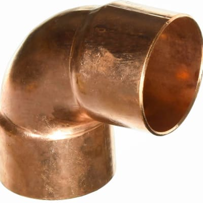 HVAC  90° Elbow Copper CxC image