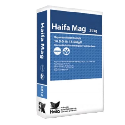 Soluble Products Haifa Mag  Magnesium Nitrate Fertilizer - 25kg  image