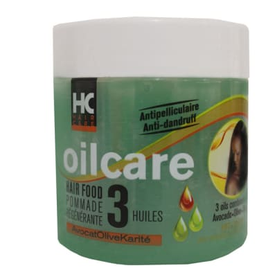 HC Hair Food - Green  image