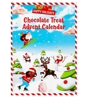 Happy Holidays Chocolate Treat Advent Calender image