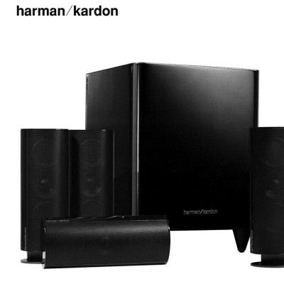 Harman Kardon HKTS 60BQ Audio Speaker 5.1 Home Theater - 60BQ/230-C image
