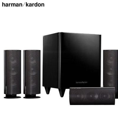 Harman Kardon + Onkyo TX-SR252 Audio Speaker - HKTS 30BQ image