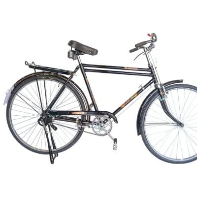 Bike Hawk Jet Gold  Heavy Duty 28inch Cycle image