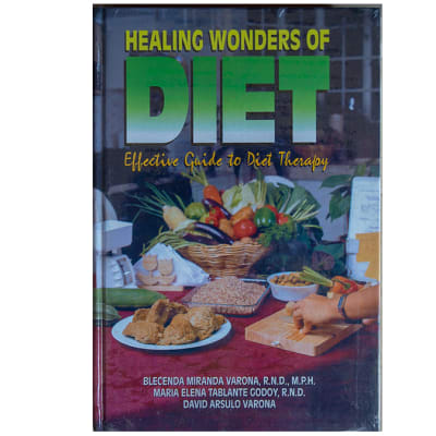 Healing Wonders of Diet - Effective Guide to Diet Therapy image