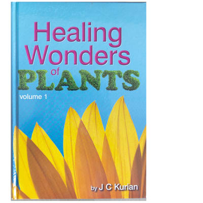 Healing Wonders of Plants Volume 1 & 2 image