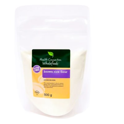 Health Connection WholeFoods - Brown Rice Flour  image
