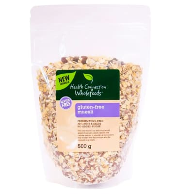 Health Connection WholeFoods - Gluten-Free Muesli  image