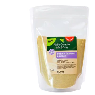 Health Connection WholeFoods - Golden Flaxseed Powder image