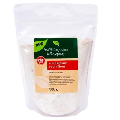 Grain Products Stone Ground  Wholegrain Spelt Flour  image