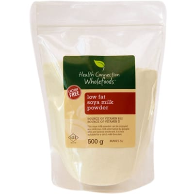 Soya Milk Powder  Lactose Free Low Fat  500g image