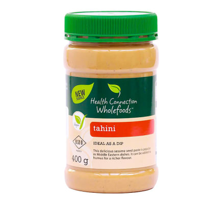 Health Connection Wholefoods Tahini Dip 400g image