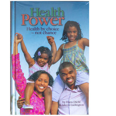 Health Power - Health by choice, Not by chance image