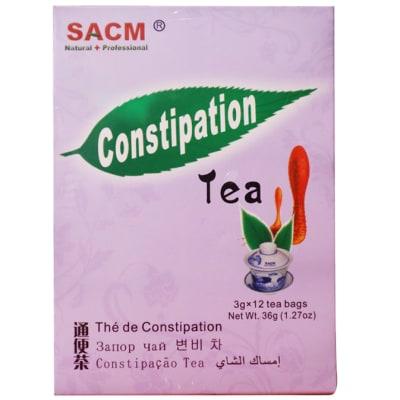 Herbal Tea Sacm Constipation Tea 12 Teabags image