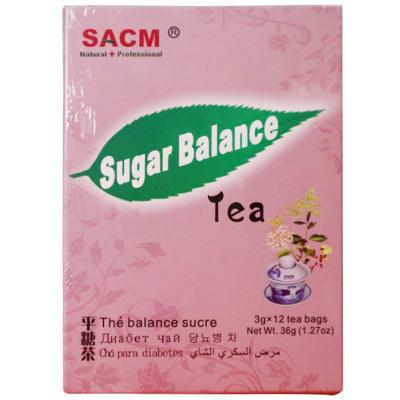 Herbal Tea Sacm Sugar Balance Tea 12 Teabags image
