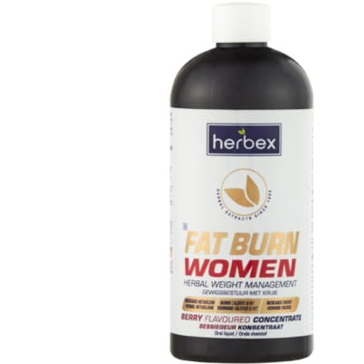 Fat Burn for Women  Weight Concentrate Berry Flavour 400ml image