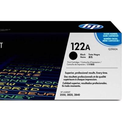 Printer Toner Cartridges - Hewlett Packard 122A (HP C3960A) Black Toner Cartridge image