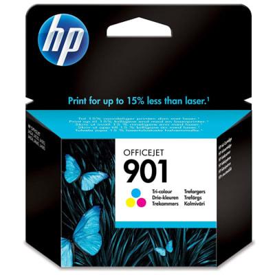 Hp 901xl  Tri-Colour High Yield Ink Cartridge image