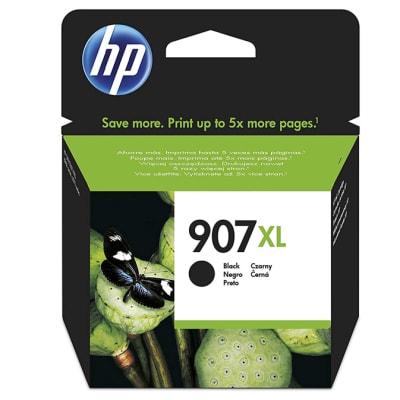 Hp 907xl High Yield Black Ink Cartridge  image