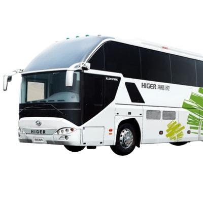 50 Seater Higer bus - KLQ6125BAC image