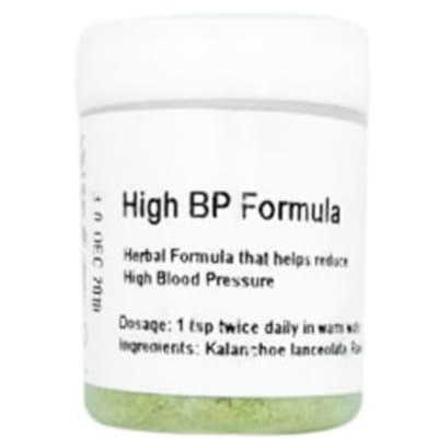 High Bp Formula   Traditional Herbal Formula image