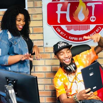 Hot FM Zambia image