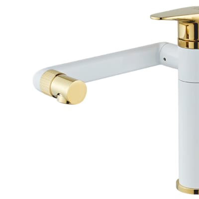 Bathroom Faucet - Hot and cold water tap - 20141002 image