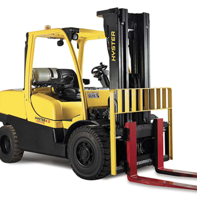 Hyster® Fortens® H4.0-5.5FT series Counterbalanced LPG and Diesel Forklift Truck image
