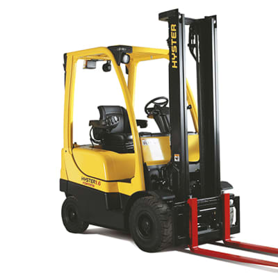 Hyster H1.6-2.0FT Diesel and LPG Counterbalanced Fork Lift Truck  image