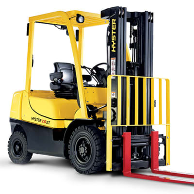 Hyster H2.0-3.0XT Diesel and LPG forklift truck  image
