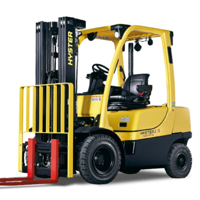 Hyster H2.0-3.5FT Diesel and LPG Counterbalanced Fork Lift Truck image