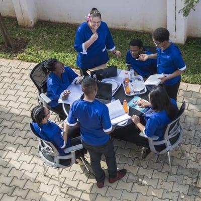 Texila American University Zambia image