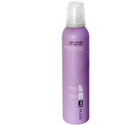 Fiber Mousse  Volumizing and Hydrating Hair Treatment with Sugar Fiber 250ml  image
