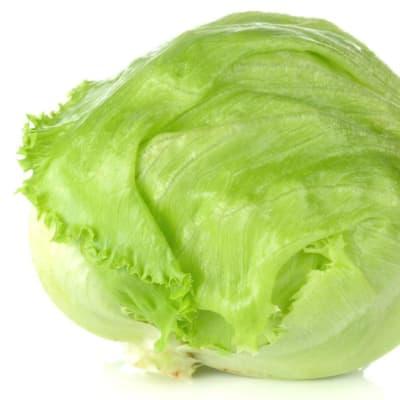 Lettuce  Iceberg - Salad Greens image