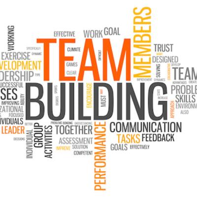 Team building facilitation - Indoor facilitation image