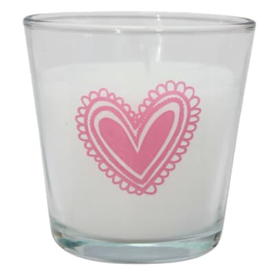 Inspire Aromatic Candle - Orchid Scented  image