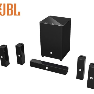 JBL Home Theater 5.1 channel Bluetooth -  Cinema 325 image