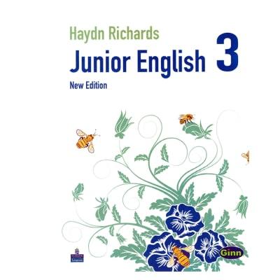 Hayden Richards  Junior English 3 New Edition  image