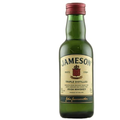 Jameson Irish Whiskey 50ml image