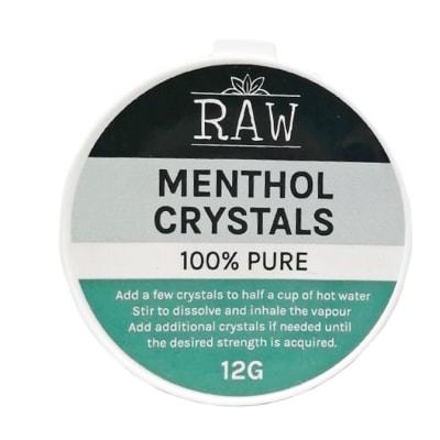 Jenam  Raw Menthol  Crystals image