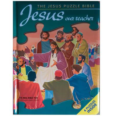Jesus Our Teacher - The Jesus Puzzle Bible image