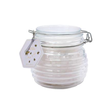 Bath Salts Just Bee in Honeypot Jar image