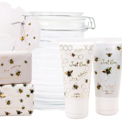 Beauty & Personal Care Just Bee Pamper Set  image
