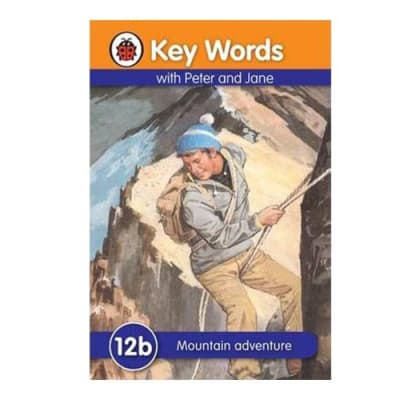 Key Words with Peter and Jane  12b Mountain Adventure  image